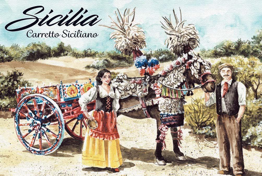 Cartoline Acquerellate